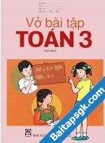 Sách bài tập Toán lớp 3