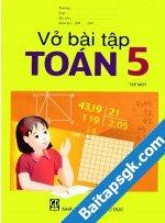 Sách bài tập Toán lớp 5